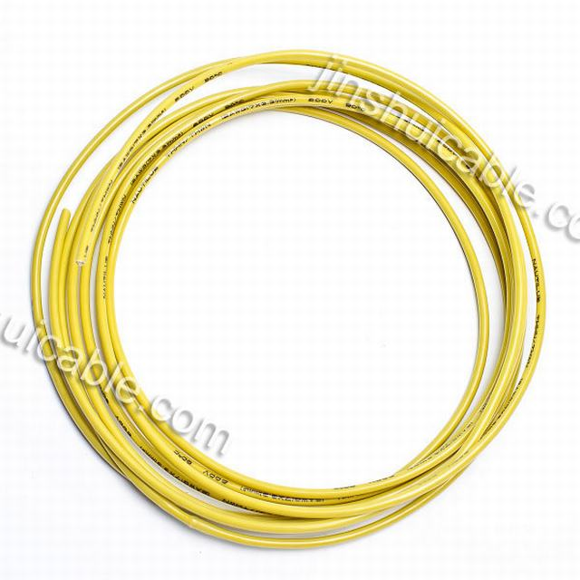 Copper Conductor PVC Insulated Home 12 AWG Thhn Wires