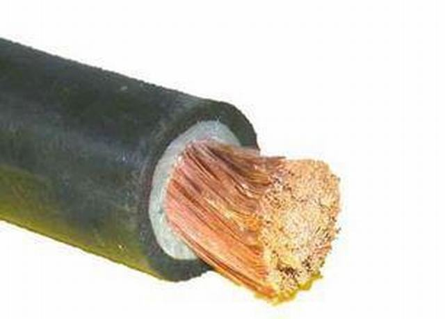 Copper Conductor PVC/Rubber Insulated Control Electric Welding Cable