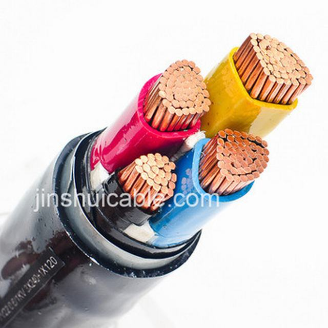 Custom XLPE Insulated Steel Tape Armoured Sta Electric Power Cable