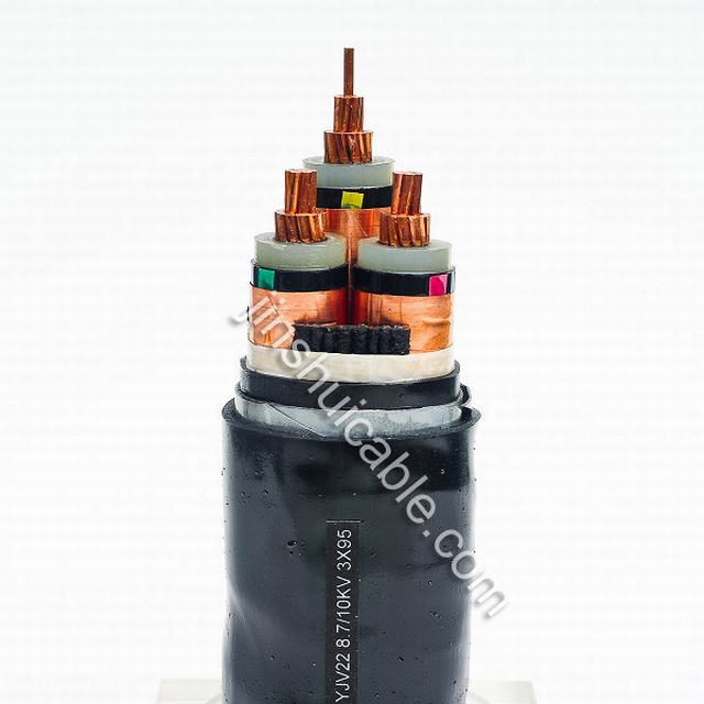 Factory Supply Underground Steel Wires Armored Power Cable