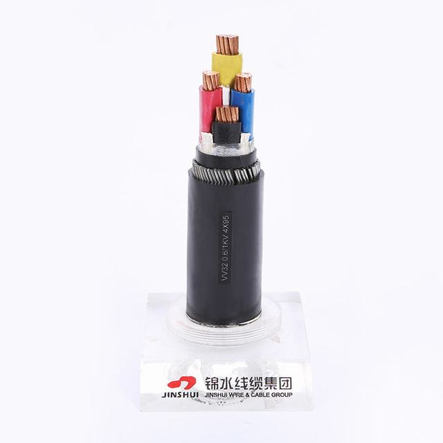 High Quality 0.6/1kv PVC Power Cable Waterproof Shield Cable