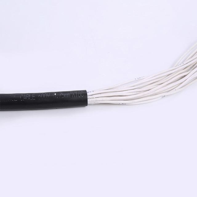 IEC/ASTM Multicore Control Copper Cable for Wires