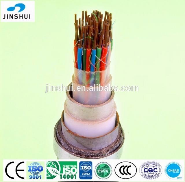 IEC/ASTM Multicore Control Copper Cable