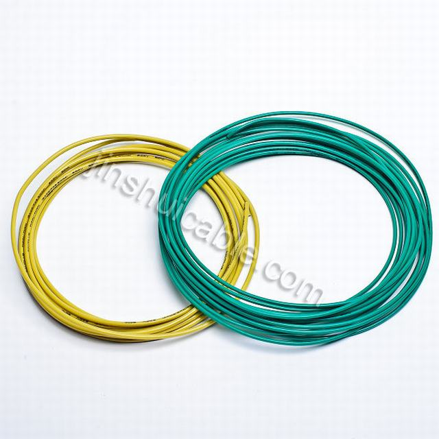 Low Vlotage 450/750V PVC Insulation Building Electric Wire