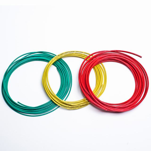 Low Vlotage PVC Insulation Building Electric Wire 450/750V