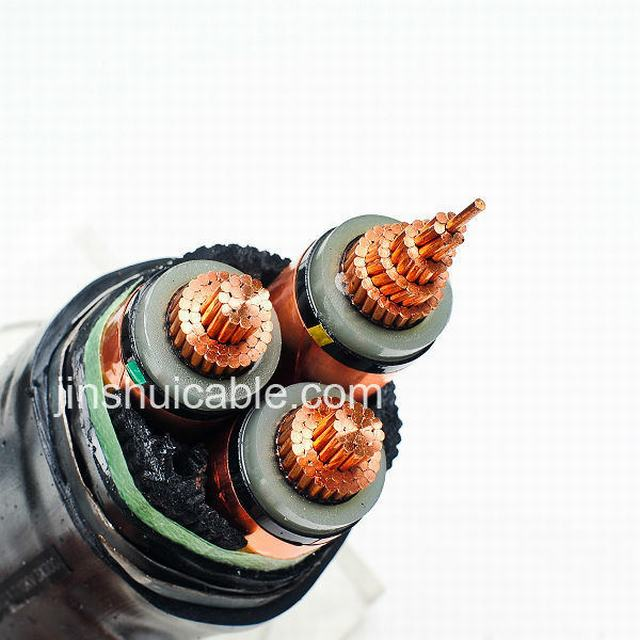 Medium Voltage Single Core XLPE Insulation Copper Power Cable