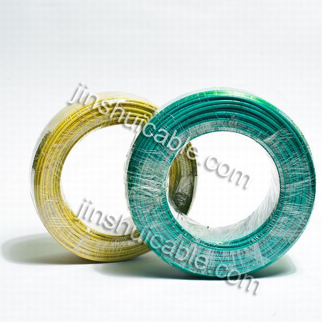 PVC Electrical Insulated Copper Stranded Wire
