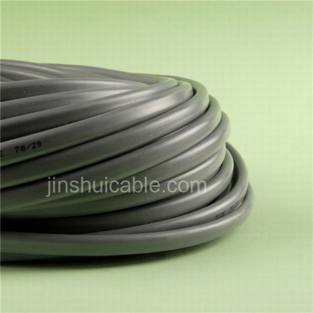 PVC Hielded or Projectpvc Sheaths Insulated Wire