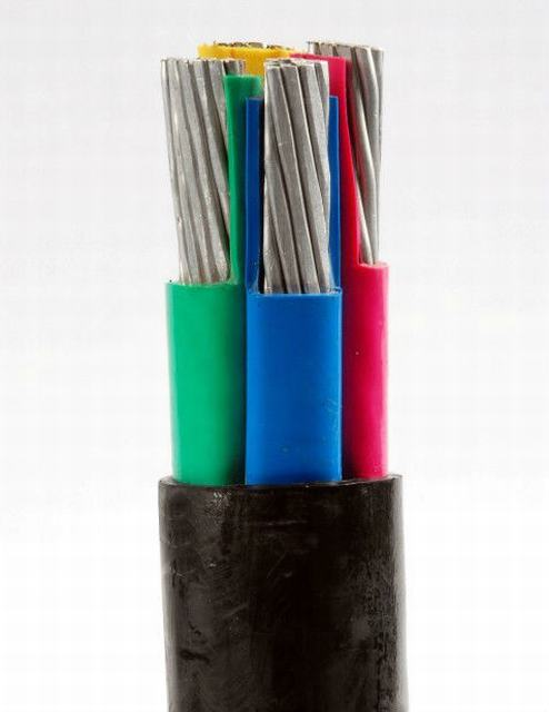 PVC Insulated Fire Resistant Cable, Electric Power Cable, Instrument Cable