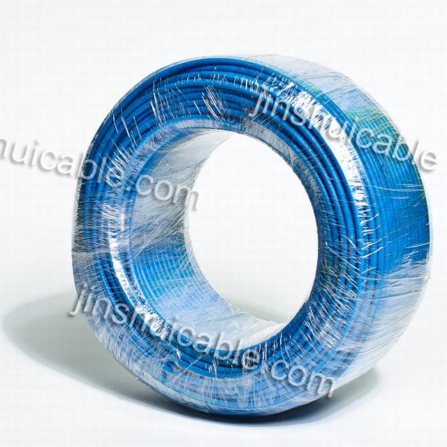 Conduttore isolato PVC 1.5mm 2.5mm 4mm 6mm 10mm 16mm