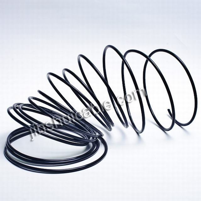 PVC Insulation Thhn Wire Building Wire in Nylon Jacket