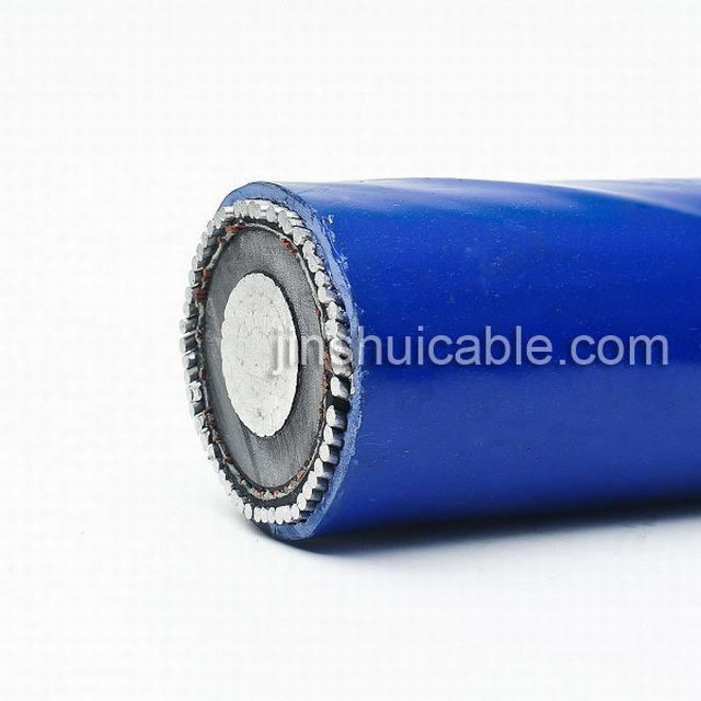 PVC Jacket 750kcmil Copper Conductor Ttu Cable, Thhn Cable