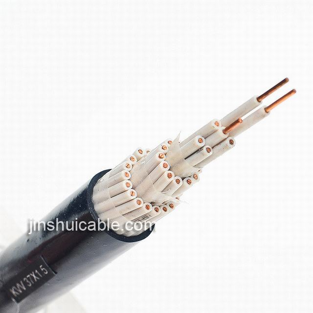 Reliable 450/750V Control PVC Insulated Electrical Cable