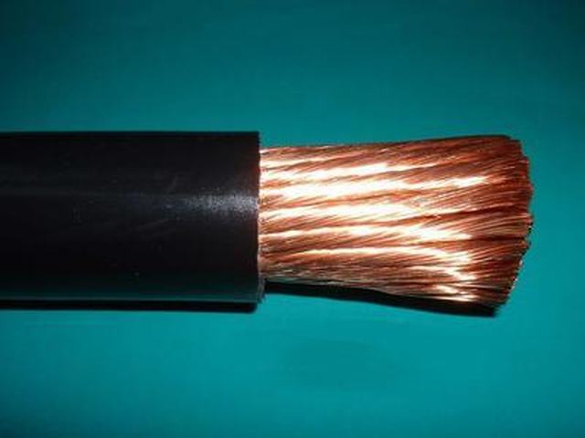Rubber Flexible Welding Cable