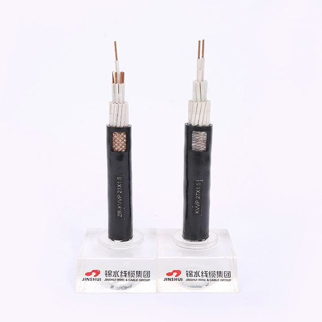 Safe IEC/ASTM Multicore Control Copper Cable