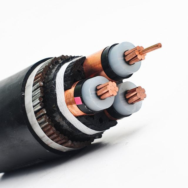 XLPE Cable/XLPE Isolierenergien-kupfernes Kabel
