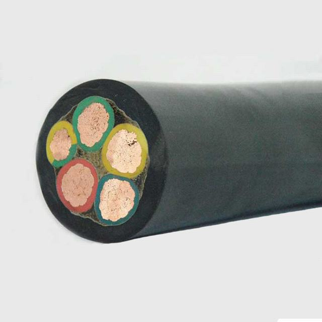 0.6/1kv 5core Copper XLPE Insulation Armoured Power Cable