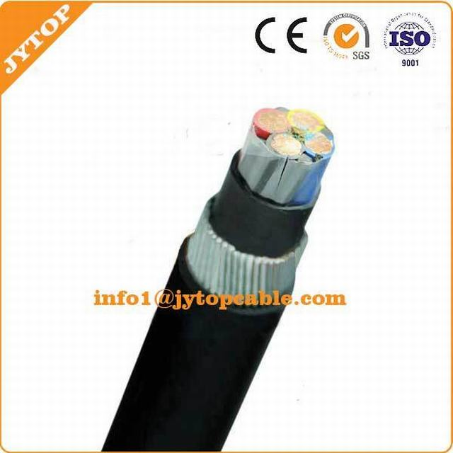 0.6/1kv Low Voltage PVC Insulated Steel Tape Armoured Cable