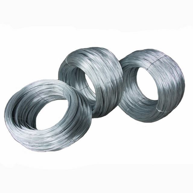 1.35mm High Tensile Strength Galvanized Steel Wire Gsw Wire 5.70mm