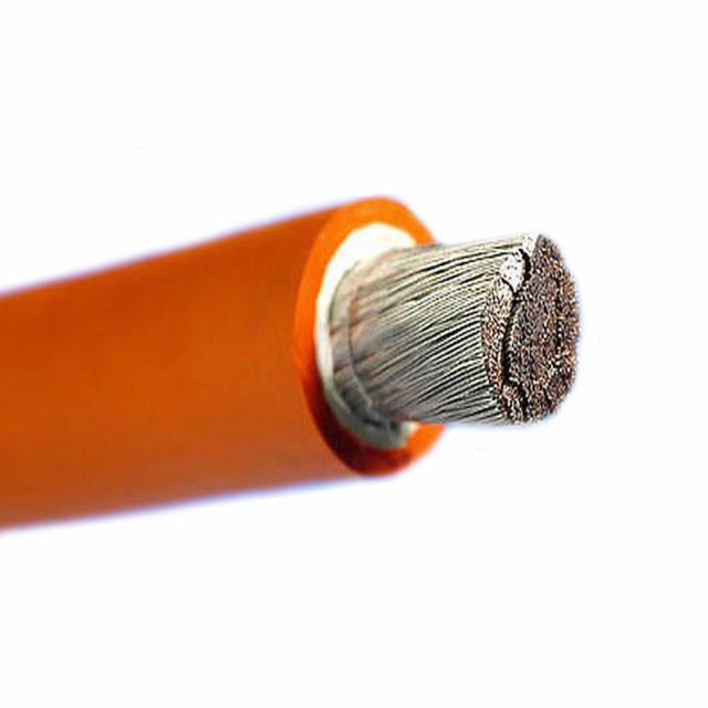 185mm Copper Flexible Rubber Insulated Electric Welding Cable