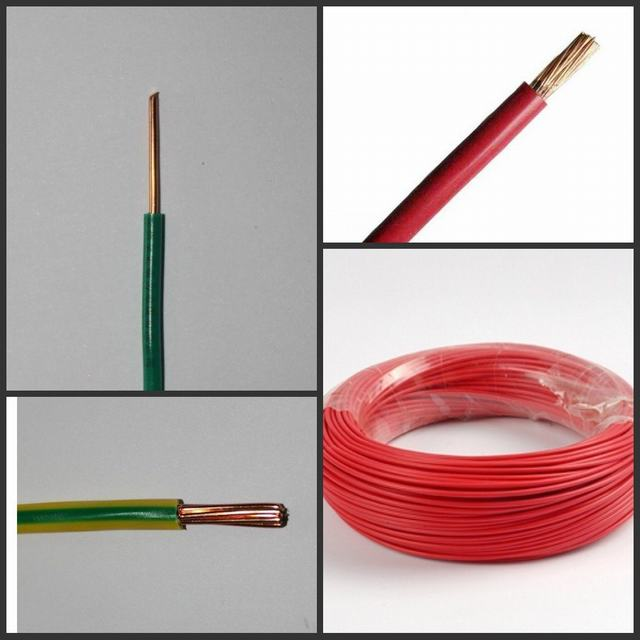2.5mm Copper PVC Coated Electrical Housing Wire & Cable