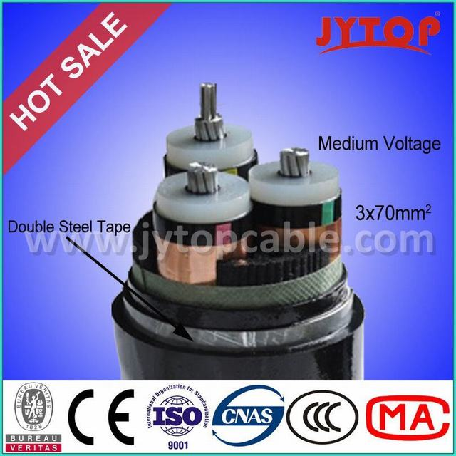 20kv Mv Cable XLPE Cable High Voltage Cable Factory