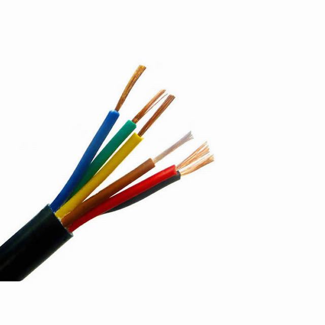 300/500V Flexible PVC Cable with Multi Cores