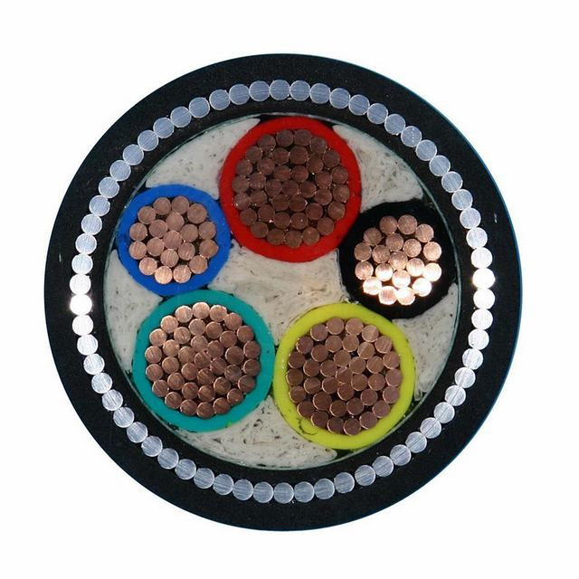 300/500V Low Voltage Multicore Copper XLPE Insulation Armoured Power Cable