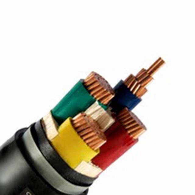 4core Copper or Aluminum XLPE Insulation Swa Armoured Electric Cable