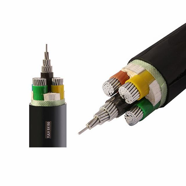 Aluminium Conductor XLPE Insulated Awa Aluminum Steel Wire Armoured Cable