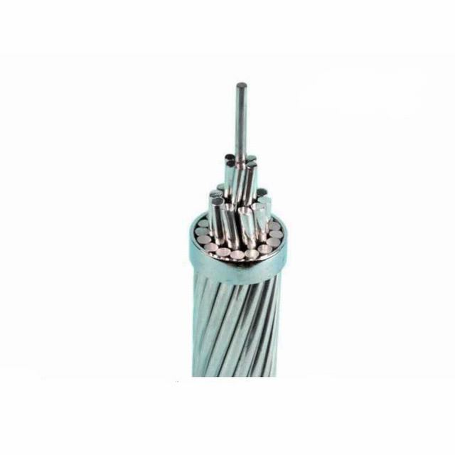 Aluminum Conductor Steel Supported Acss Bare Conductor