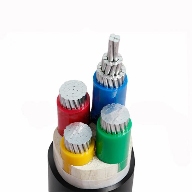Aluminum XLPE Insulated PVC Insualted Sheated Power Cable