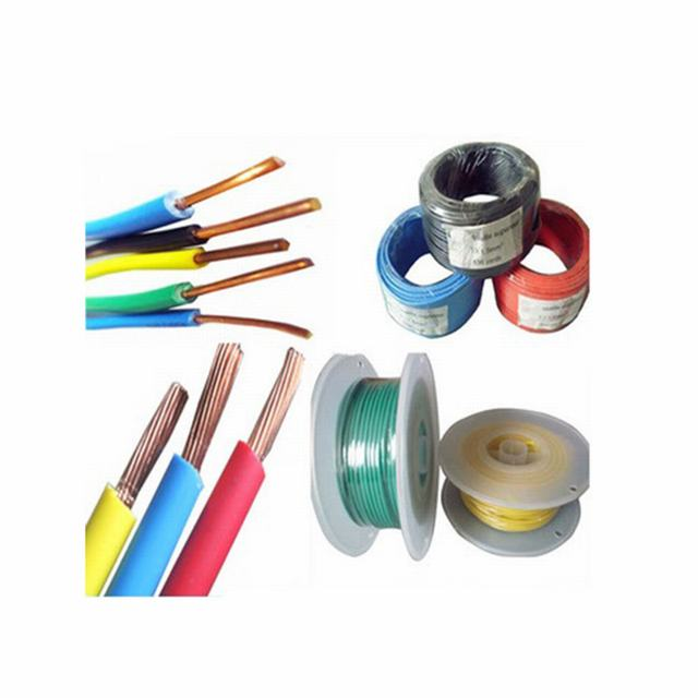 Copper PVC Insulated Electrical Building House Wire and Cable