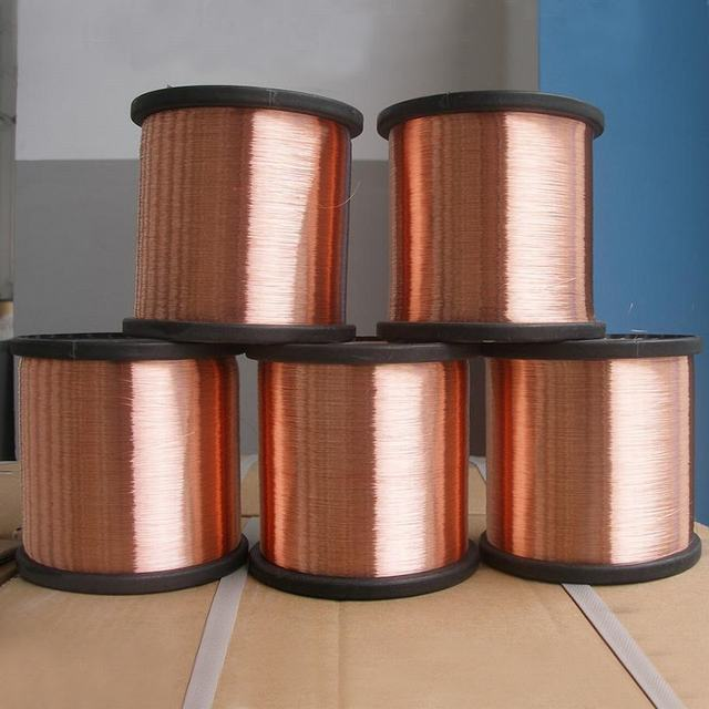 Enameled Copper Clad Aluminum Winding Wire CCA