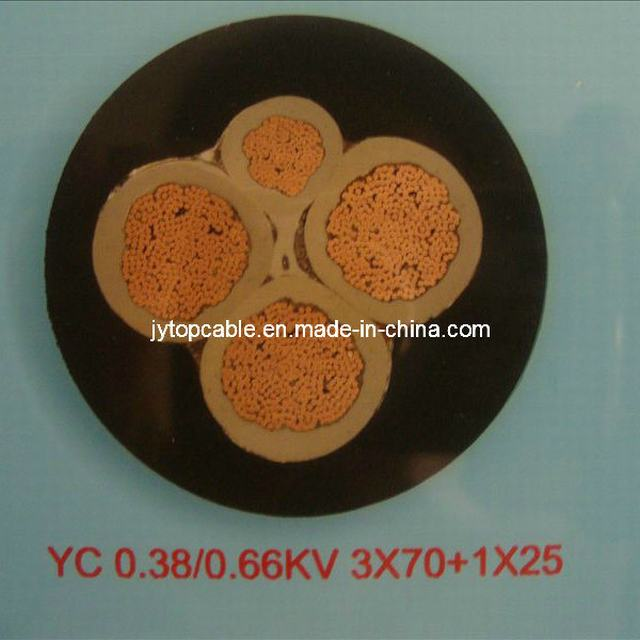 Experienced Manufacturer for 600V Rubber Insulated Cable