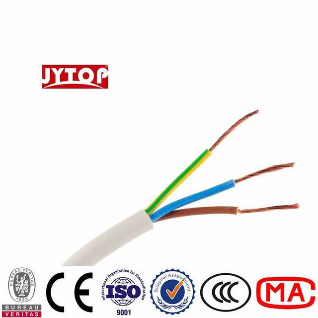 Flexible Cable PVC Insulated Flexible Wire 3X2.5sq. Mm
