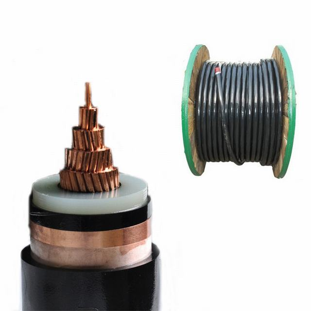 High Voltage 240mm2 Copper XLPE Insulation Swa Armoured Power Cable
