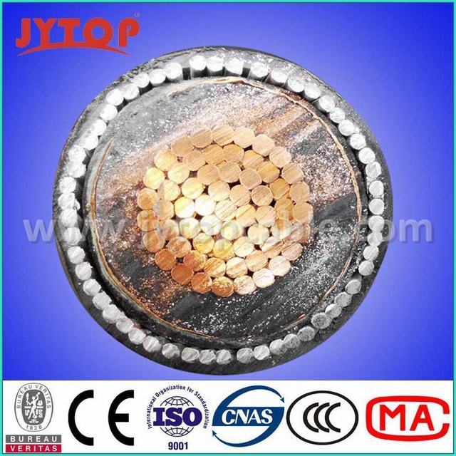 High Voltage 35kv XLPE Insulated Electric Cable 50mm2