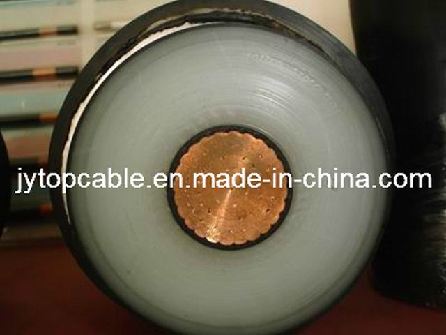 Mv 15kv Single Core Copper Conductor XLPE Insulated Power Cable