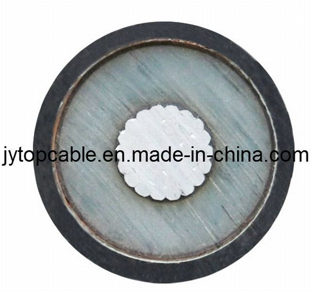 Mv 21/35kv Aluminum Conductor XLPE Insulated Power Cable