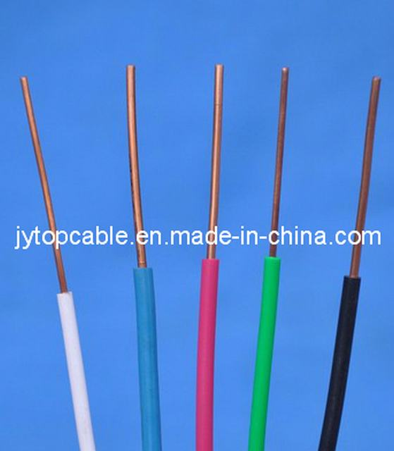 PVC Insulated Electric Wire with BS 6004