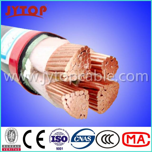 RV-K Class 5 Flexible Copper Conductor XLPE Insulated PVC Cable