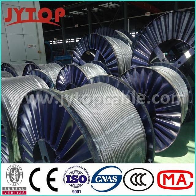 Stranded Galvanized Steel Cable with Overall Galvanized Steel Wire