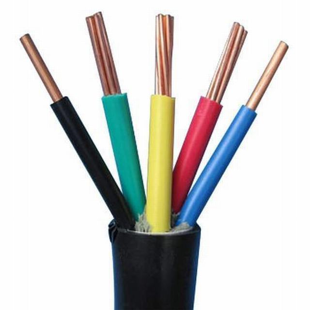 0.6/1kv PVC Insulated PVC Sheathed Low Voltage Power Cable