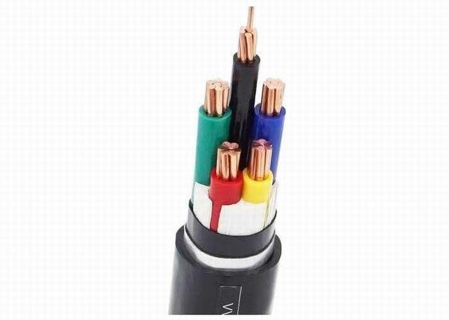 1.5 - 800 mm PVC Insulated Cables Copper Conductor Type