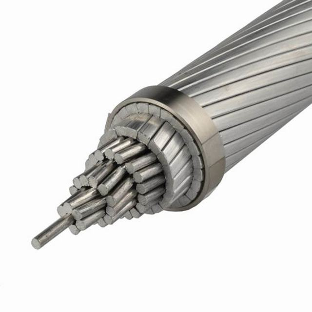 600 Volts AAAC-6201/ AAC / ACSR / Acar / Vr2 Cable Aluminum Bare Conductor Transmission and Distribution Cable