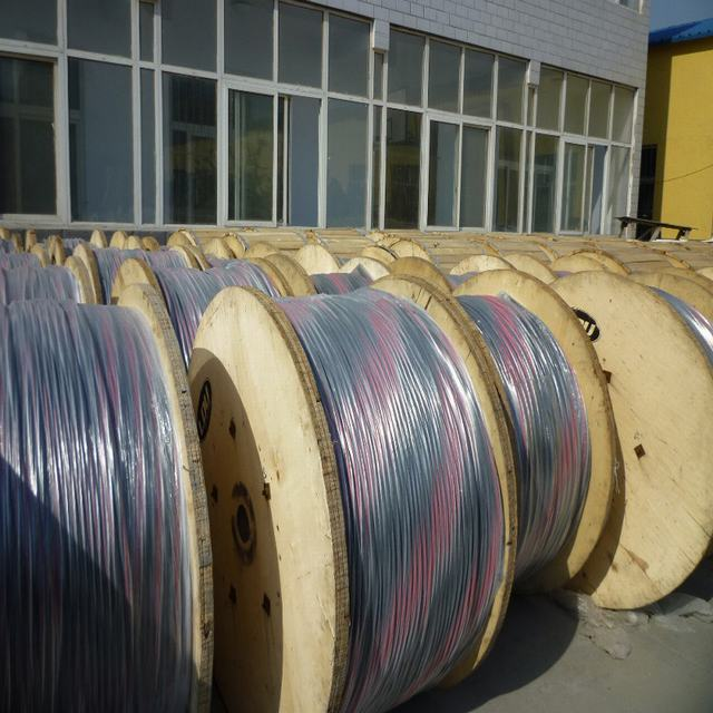 Bare & Insulated AAAC Aluminum Overhead Conductor Utility Cable to