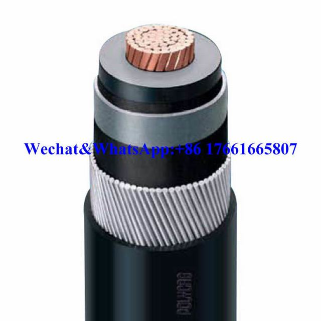 China HDMI Cable Wire ACSR Aluminum Conductor Steel Reinforced XLPE PVC Cable Made of RoHS