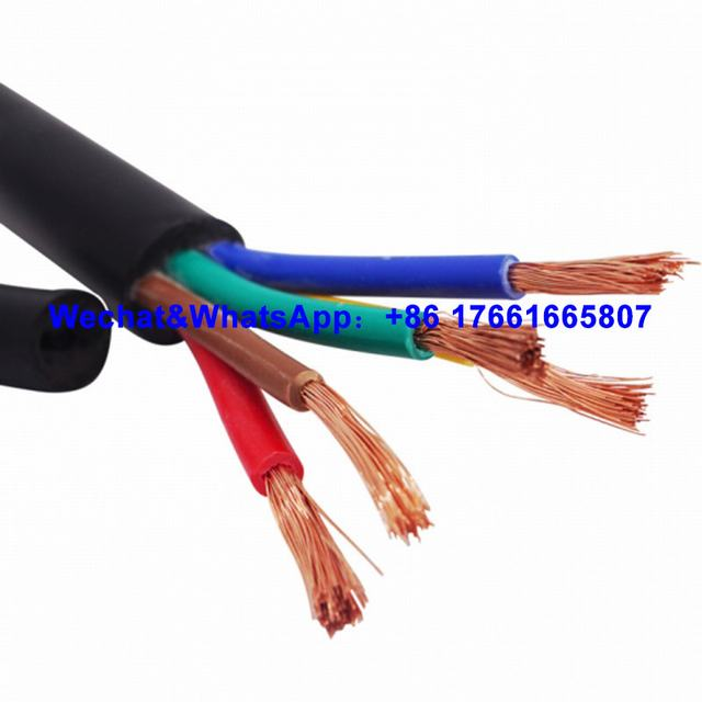 Copper  Wire  Multiple Conductor Cheap Electrical  Wire for Factory Customized