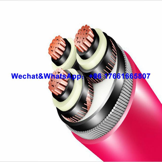 Copper or Tinned Copper Wire PVC Jacket Cable for Electric